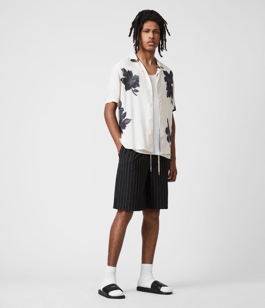 Men's Bouquet Shirt (ecru) - Image 6