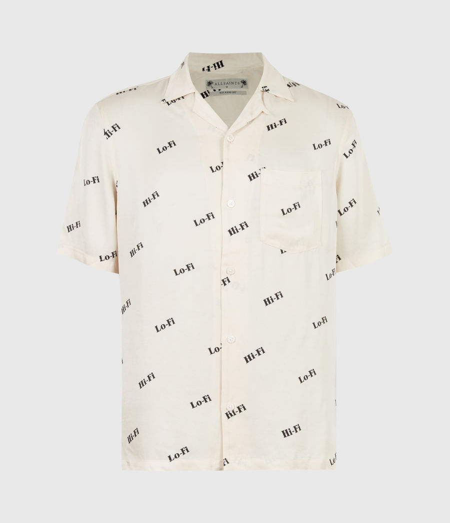Herren Lo-fi Shirt (ecru) - Image 2