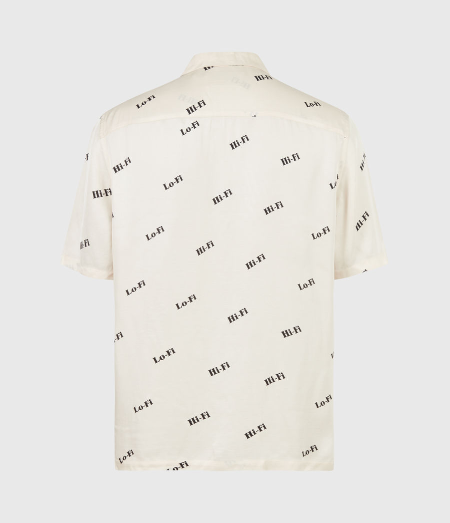 Herren Lo-fi Shirt (ecru) - Image 3