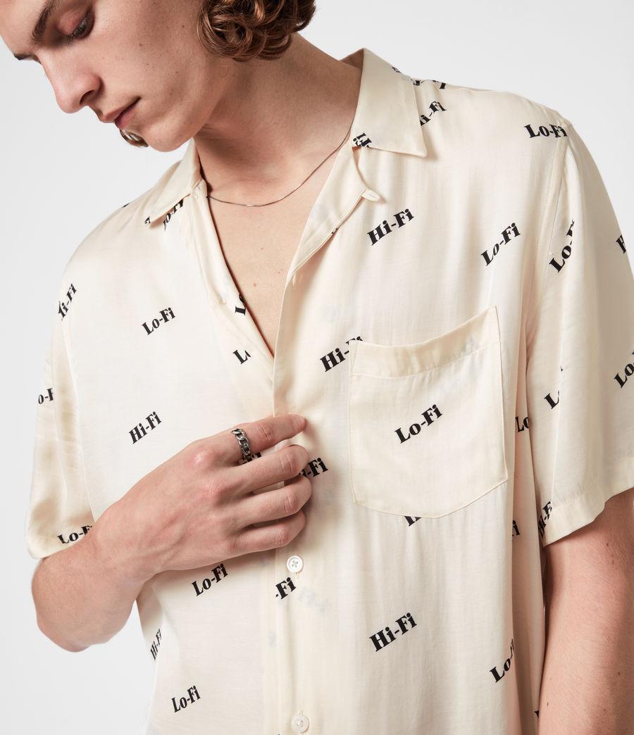 Herren Lo-fi Shirt (ecru) - Image 5