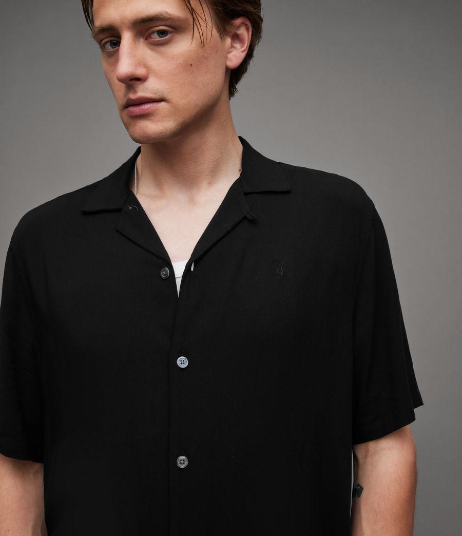 Men's Venice Shirt (black) - Image 2