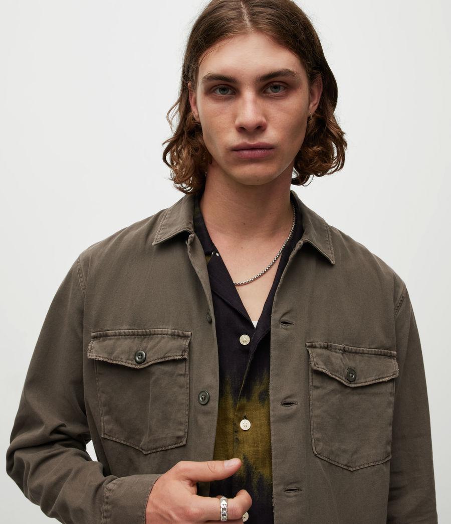 Men's Spotter Shirt (cargo_green) - Image 2
