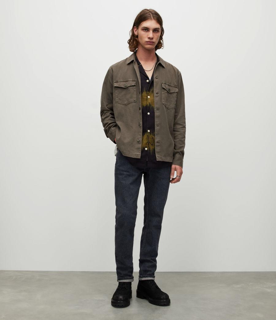 Men's Spotter Shirt (cargo_green) - Image 3