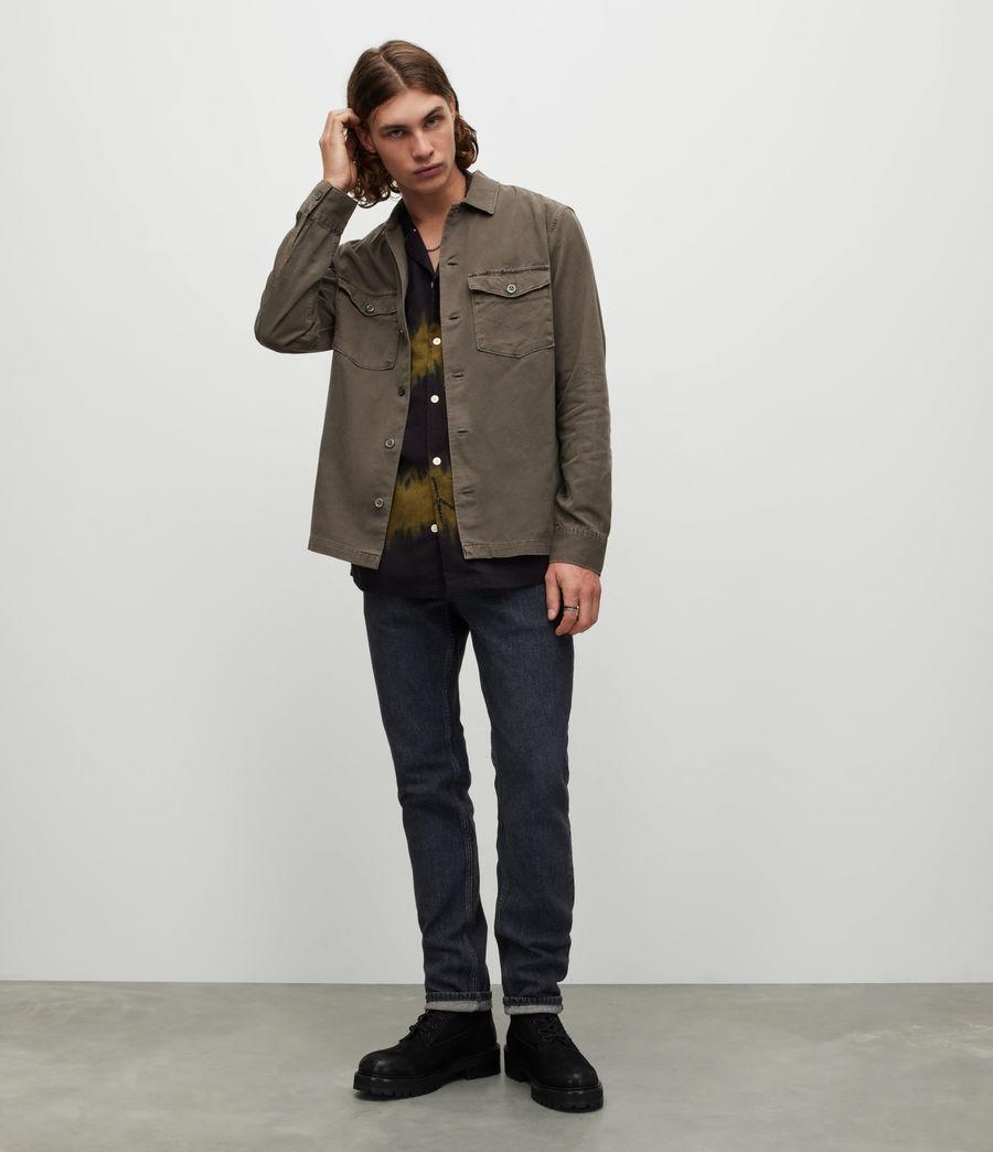 Men's Spotter Shirt (cargo_green) - Image 4