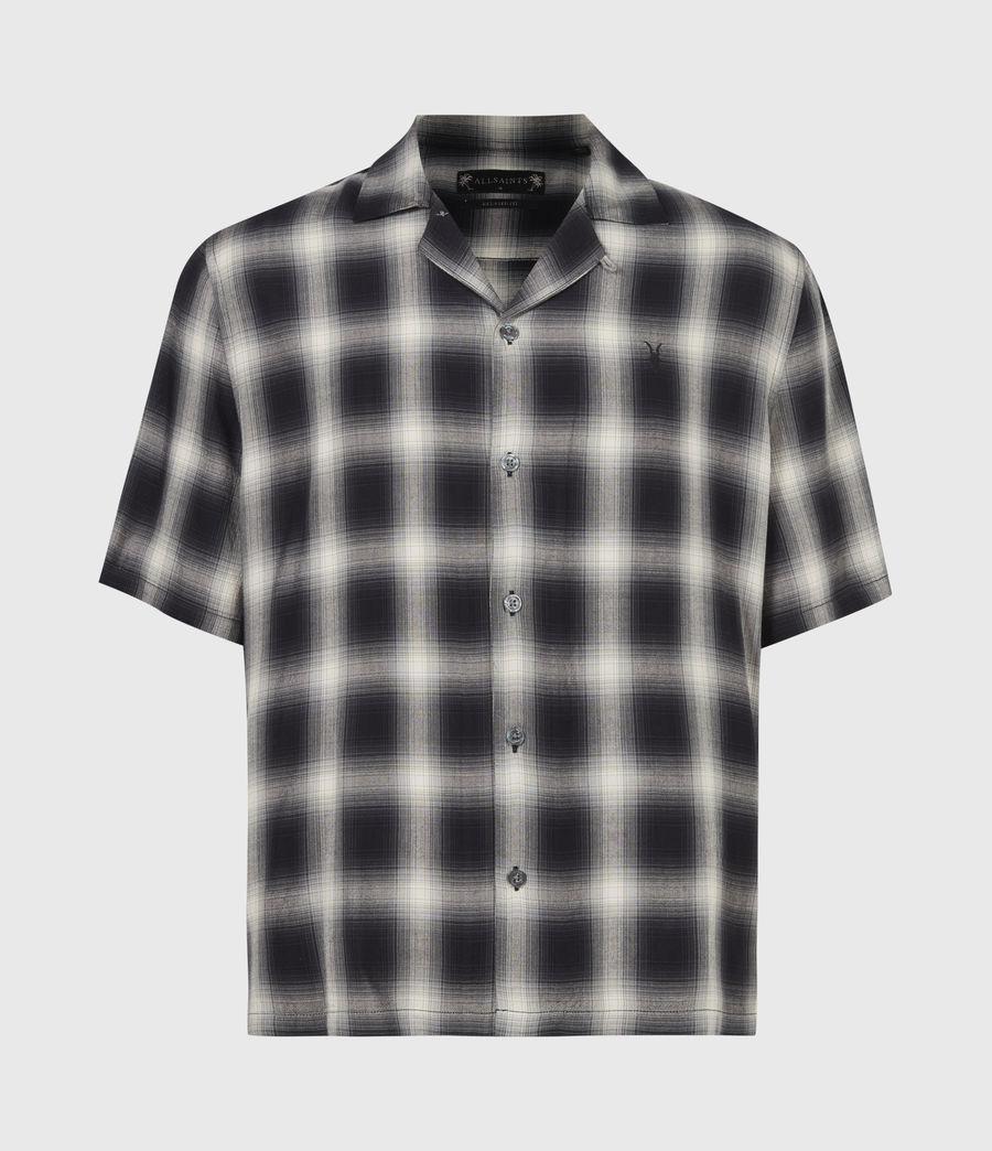 Men's Spokane Shirt (black_white) - Image 2