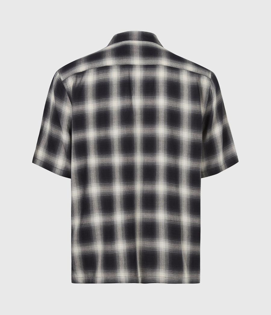 Men's Spokane Shirt (black_white) - Image 3