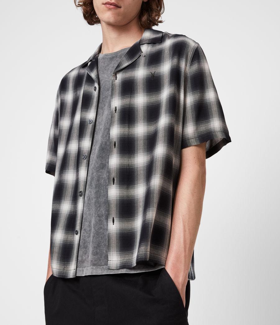 Men's Spokane Shirt (black_white) - Image 4