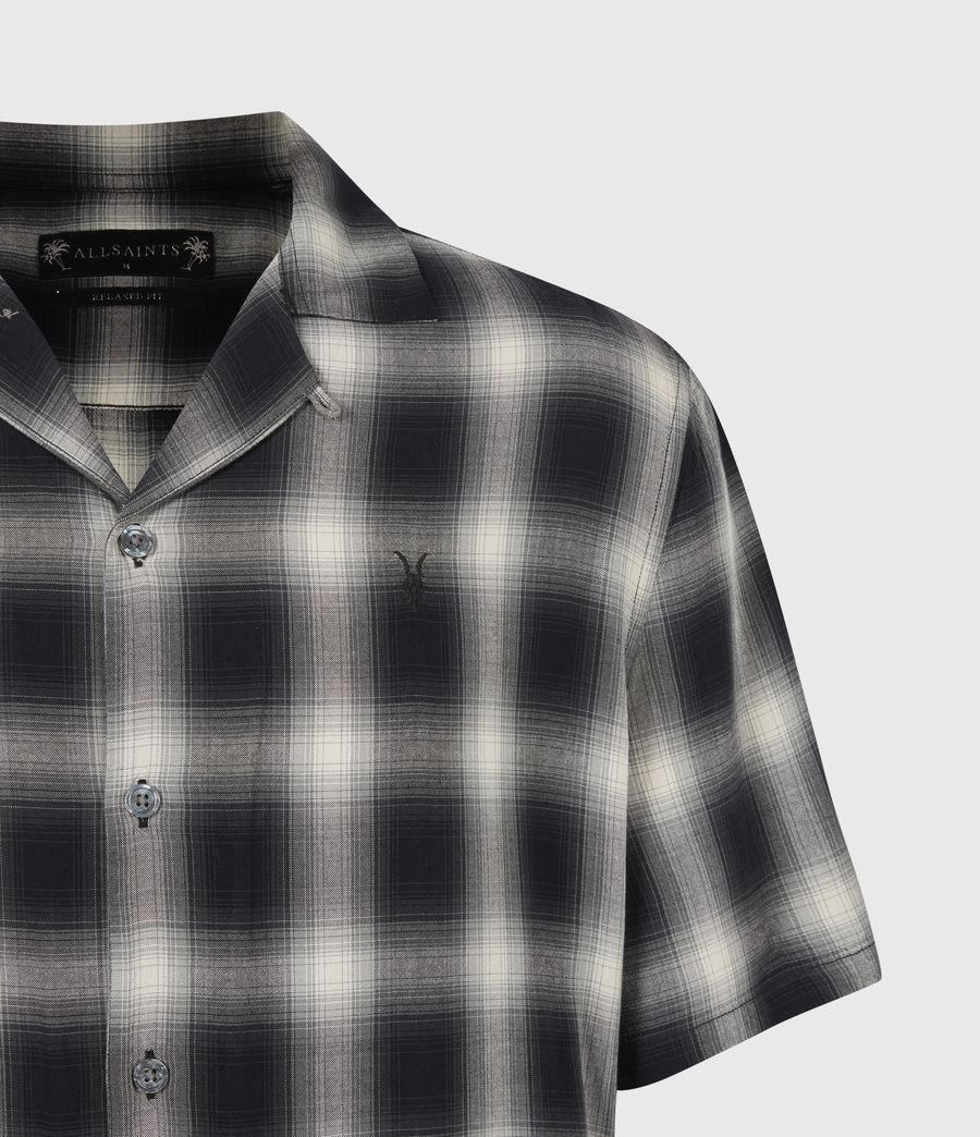 Men's Spokane Shirt (black_white) - Image 5