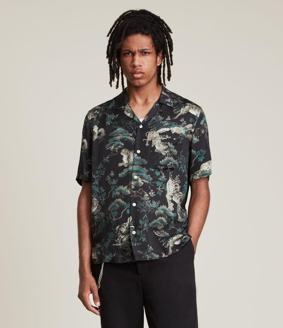 Men's Thicket Shirt (jet_black) - Image 1