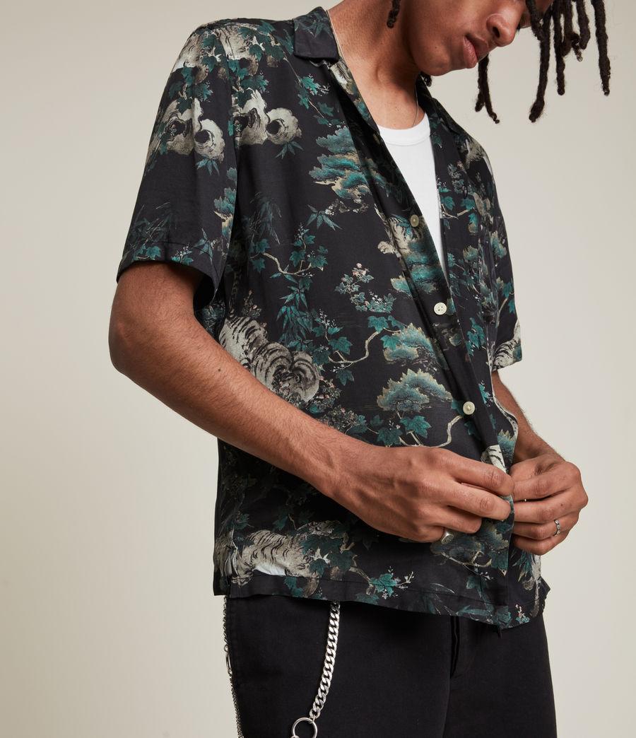 Men's Thicket Shirt (jet_black) - Image 2