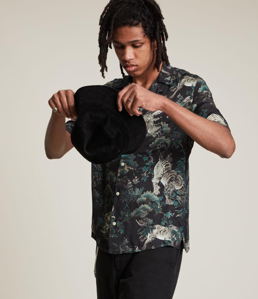 Men's Thicket Shirt (jet_black) - Image 3