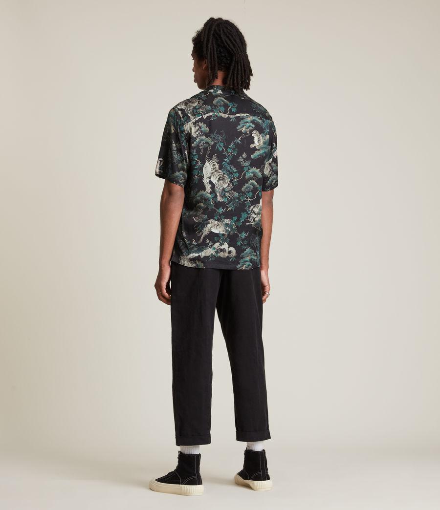 Men's Thicket Shirt (jet_black) - Image 4