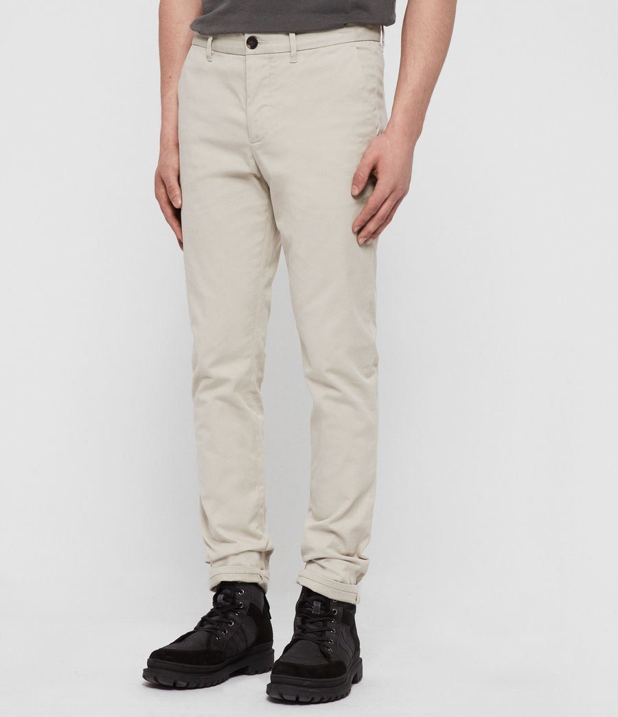 Hombres Chinos Park (beech_green) - Image 2