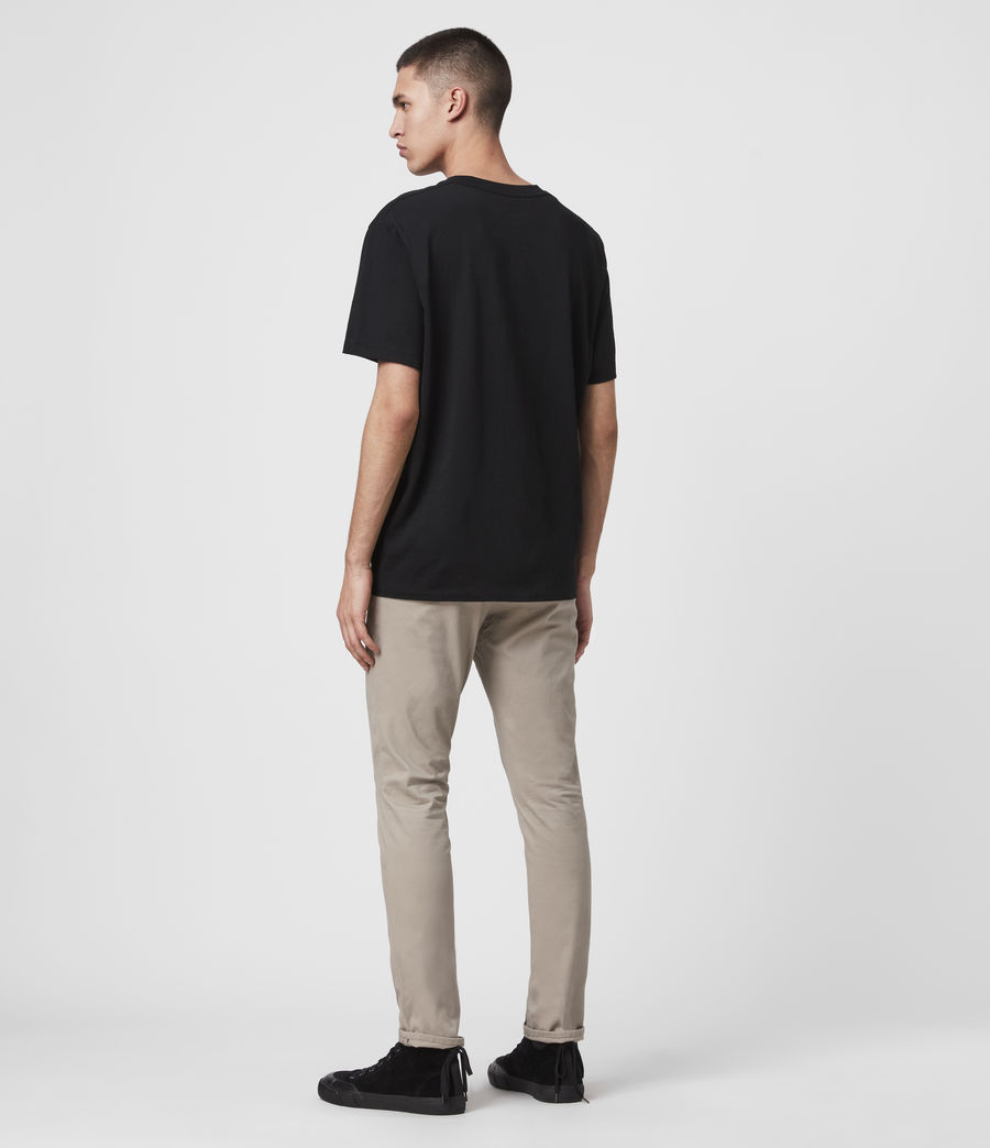 Hommes Chino Skinny Park (sand) - Image 6