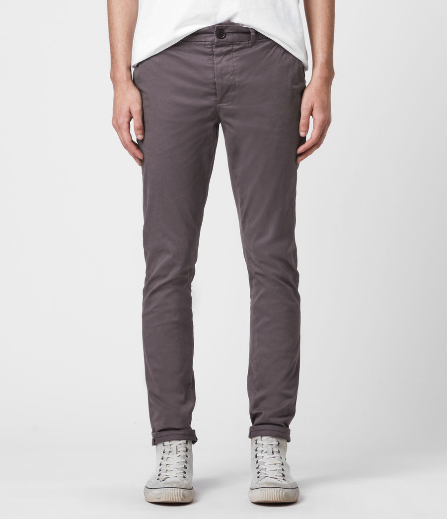 Men's Park Chinos (slate_grey) - Image 1