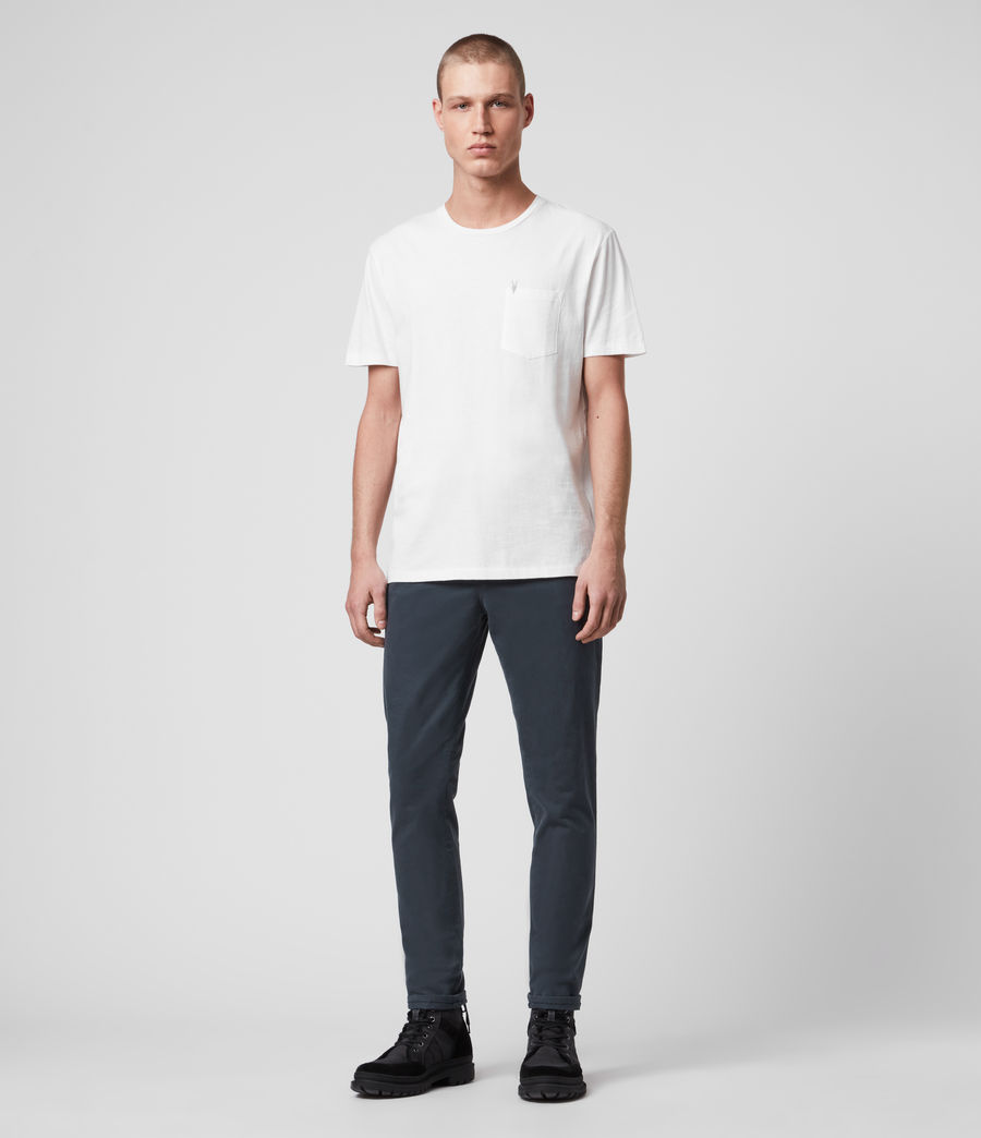 Mens Park Chino (workers_blue) - Image 3