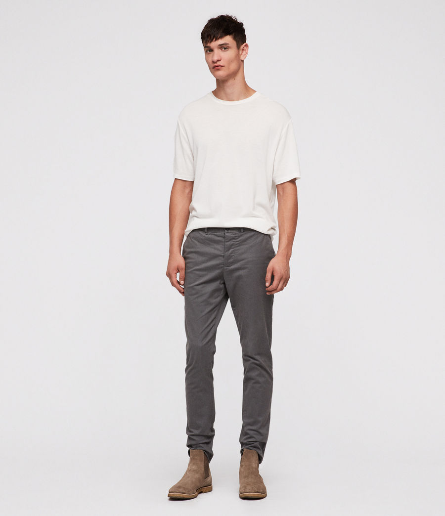 Men's Park Chino (slate_blue) - Image 2