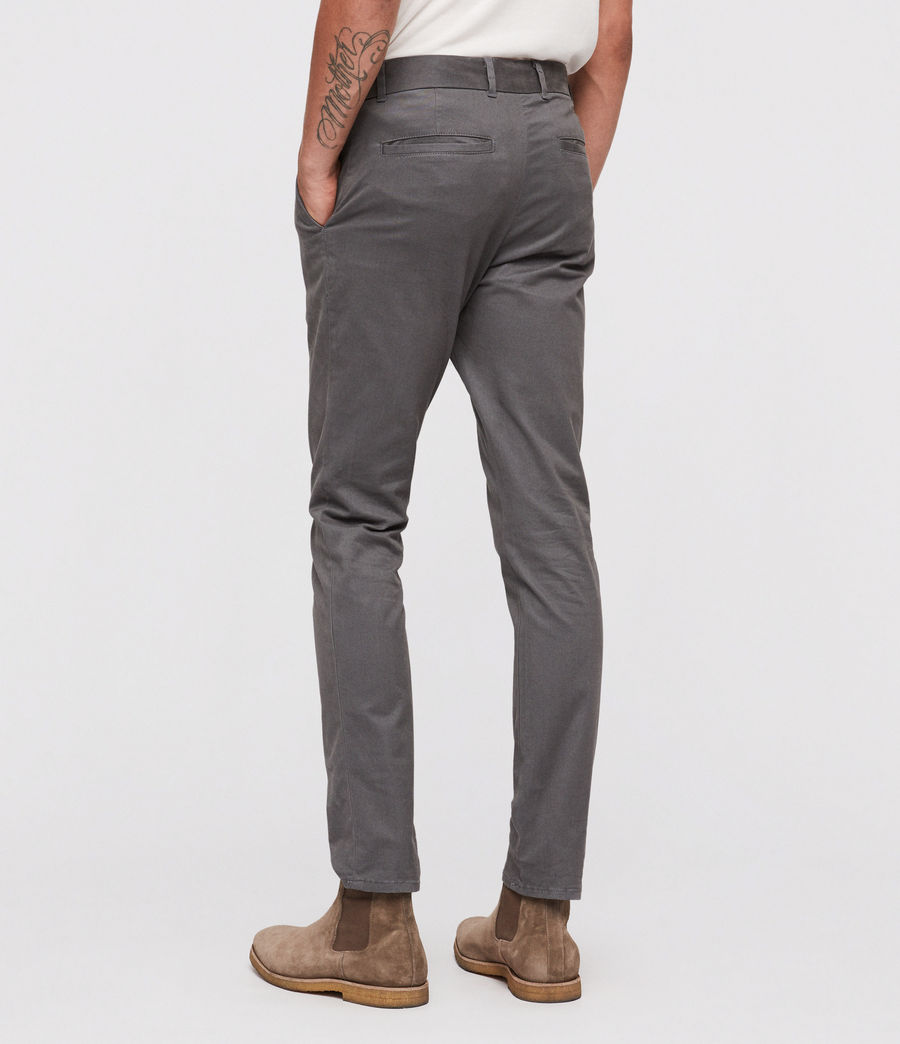 Men's Park Chino (slate_blue) - Image 3