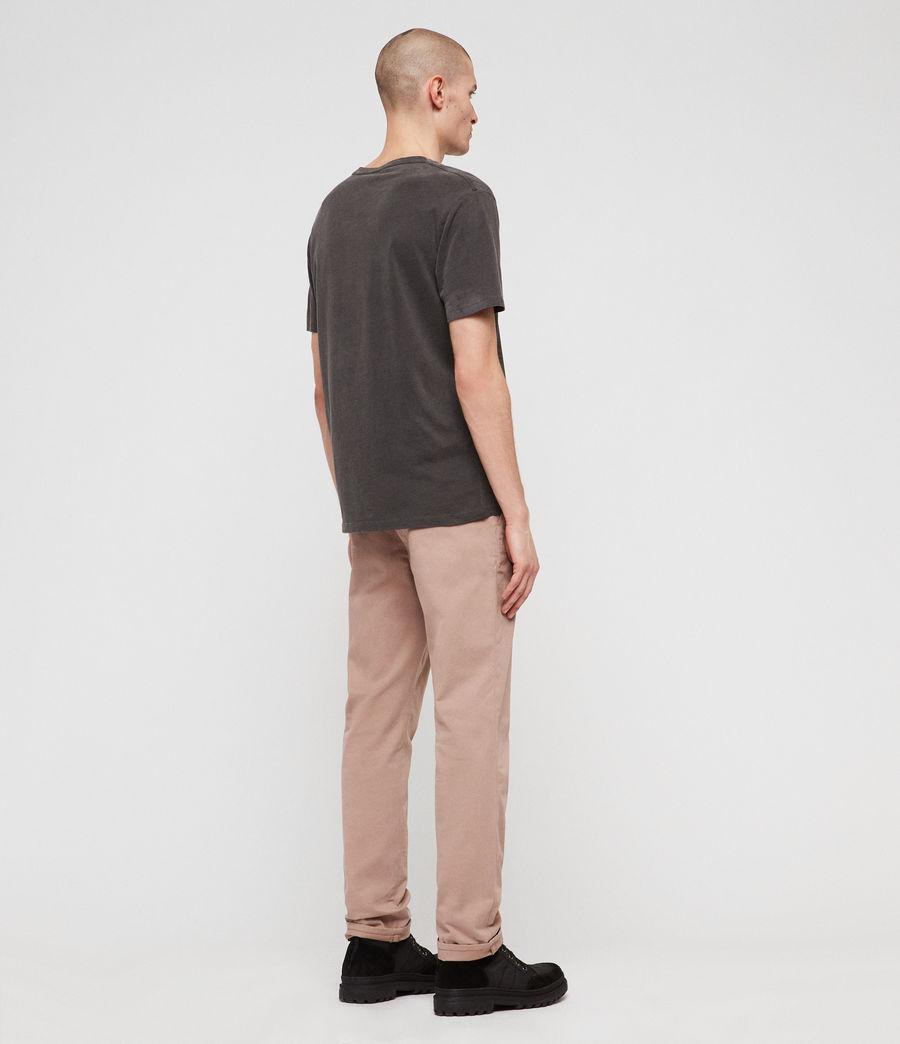 Men's Park Skinny Chinos (mushroom_pink) - Image 4
