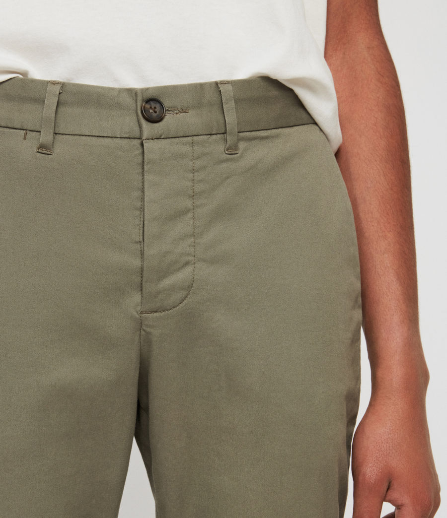 Men's Park Skinny Chinos (dove_grey) - Image 2