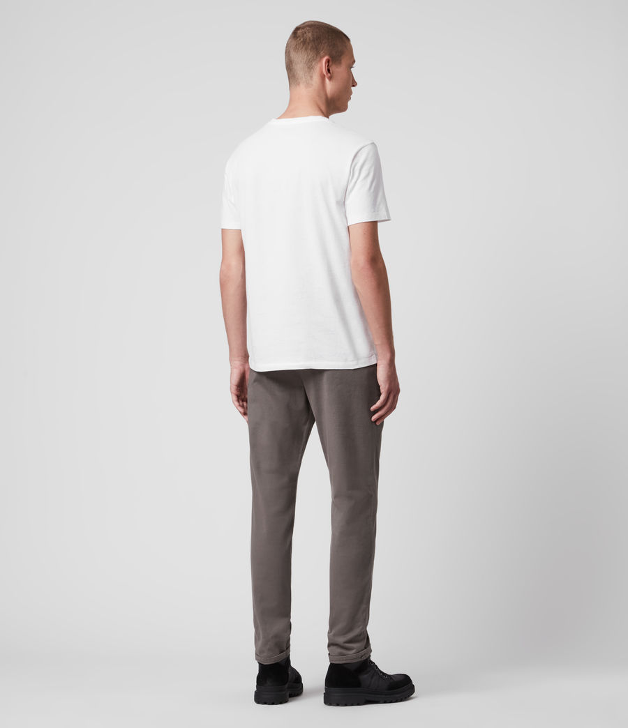 Men's Park Skinny Chinos (tile_grey) - Image 4
