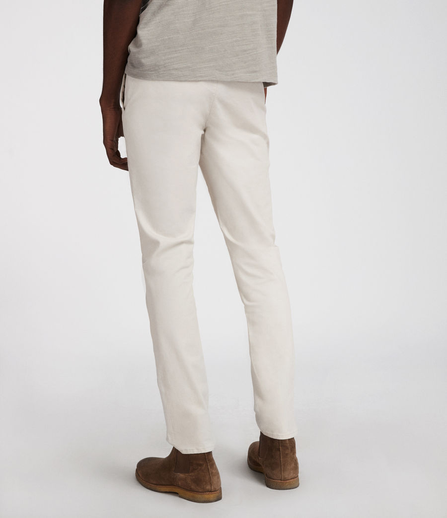 Men's Park Skinny Chinos (ink_navy) - Image 4