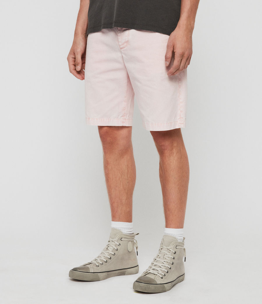 Men's Bowfell Twill Shorts (space_blue) - Image 2