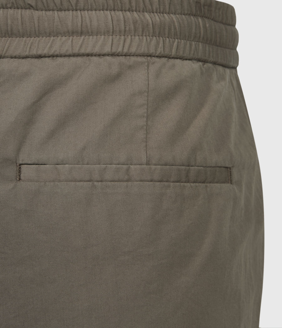 Men's Topham Shorts (khaki) - Image 5