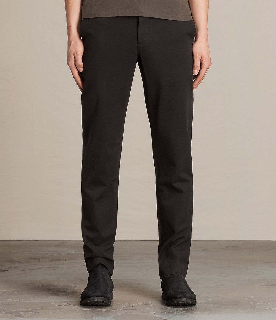 Mens Pacific Chino (black) - Image 1