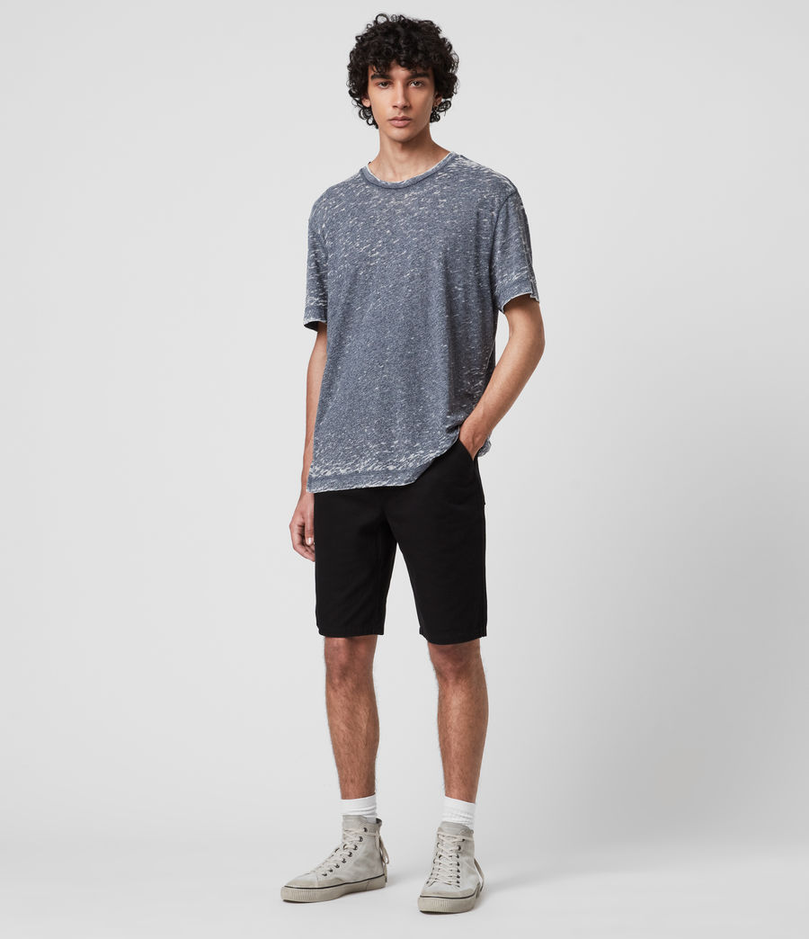 Uomo Fenner Chino Shorts (black) - Image 3