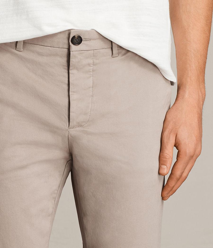 Hombres Pantalones chinos Tyson (sand) - Image 2