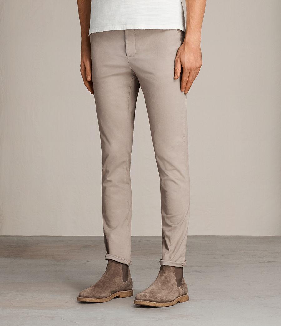 Hombres Pantalones chinos Tyson (sand) - Image 3