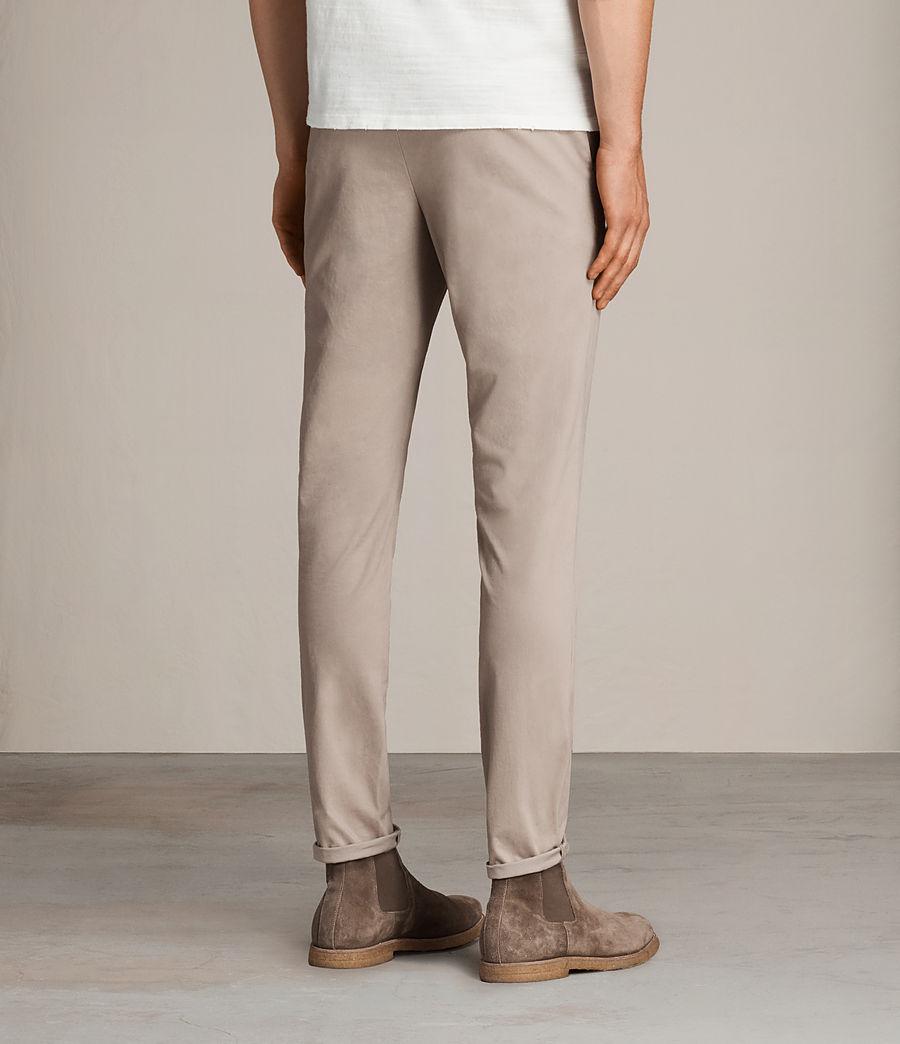 Hombres Pantalones chinos Tyson (sand) - Image 4