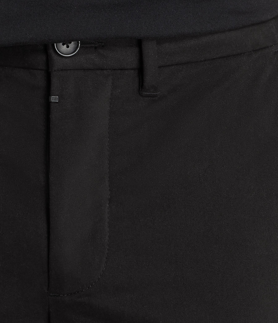 Men's Tyson Chino (black) - Image 2