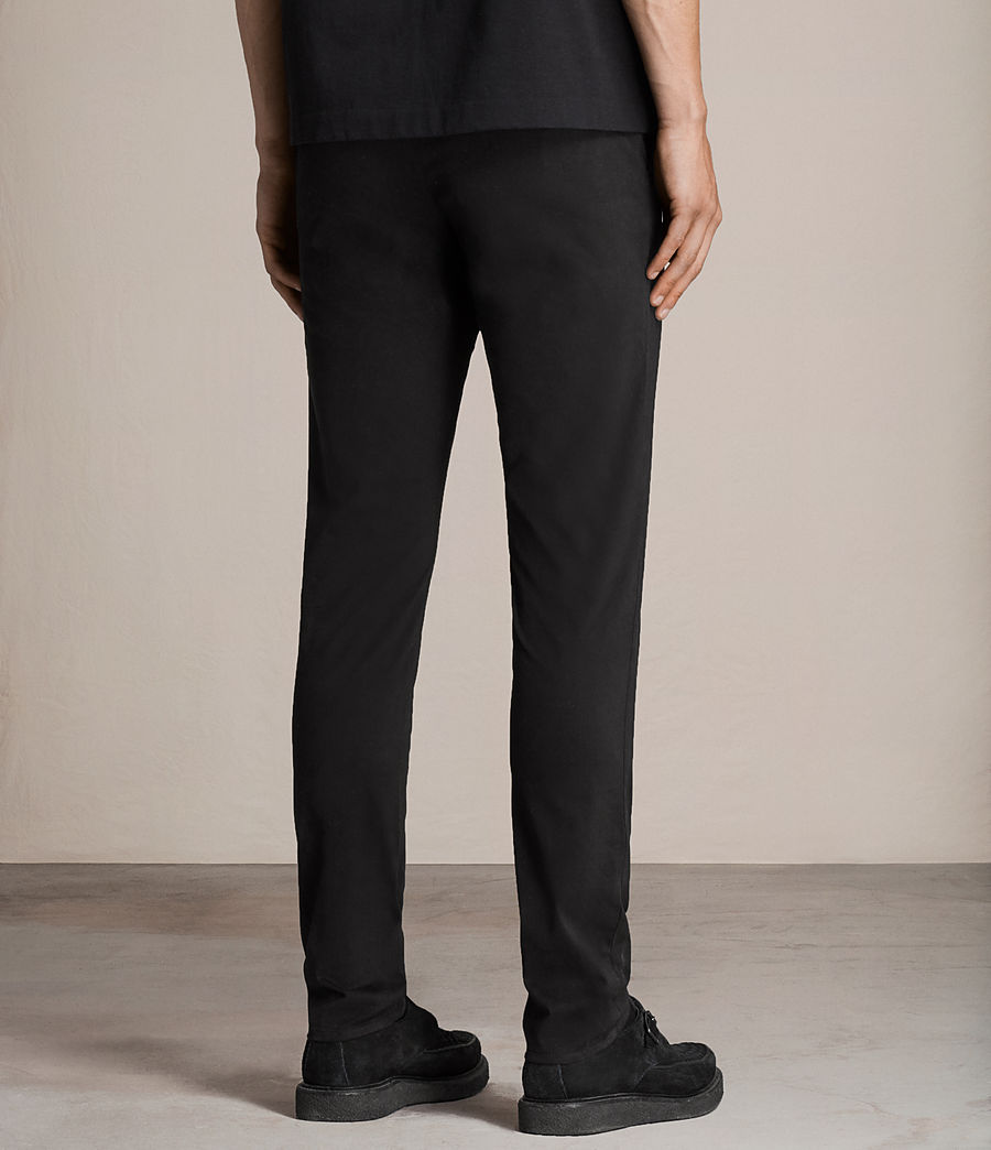 Men's Tyson Chino (black) - Image 5