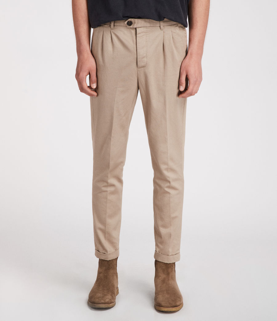 Hombres Chinos Salco (sand) - Image 1