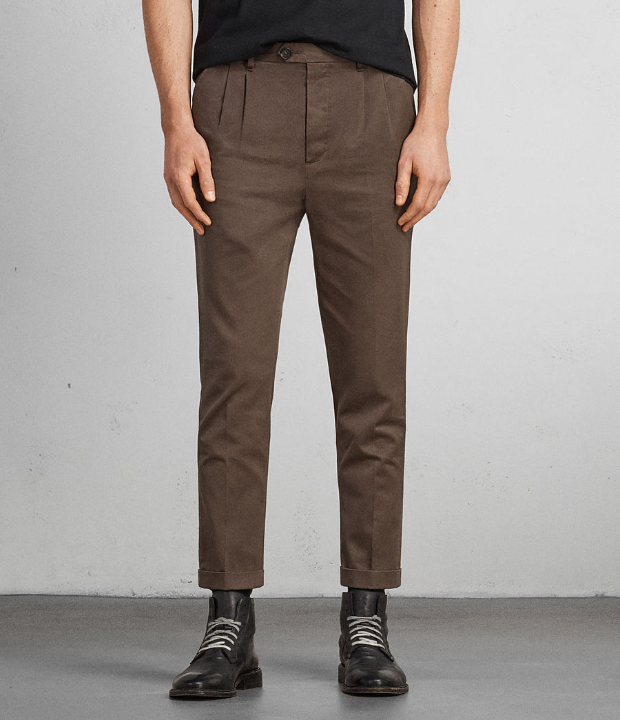 Men's Salco Chino (khaki_green) - Image 1
