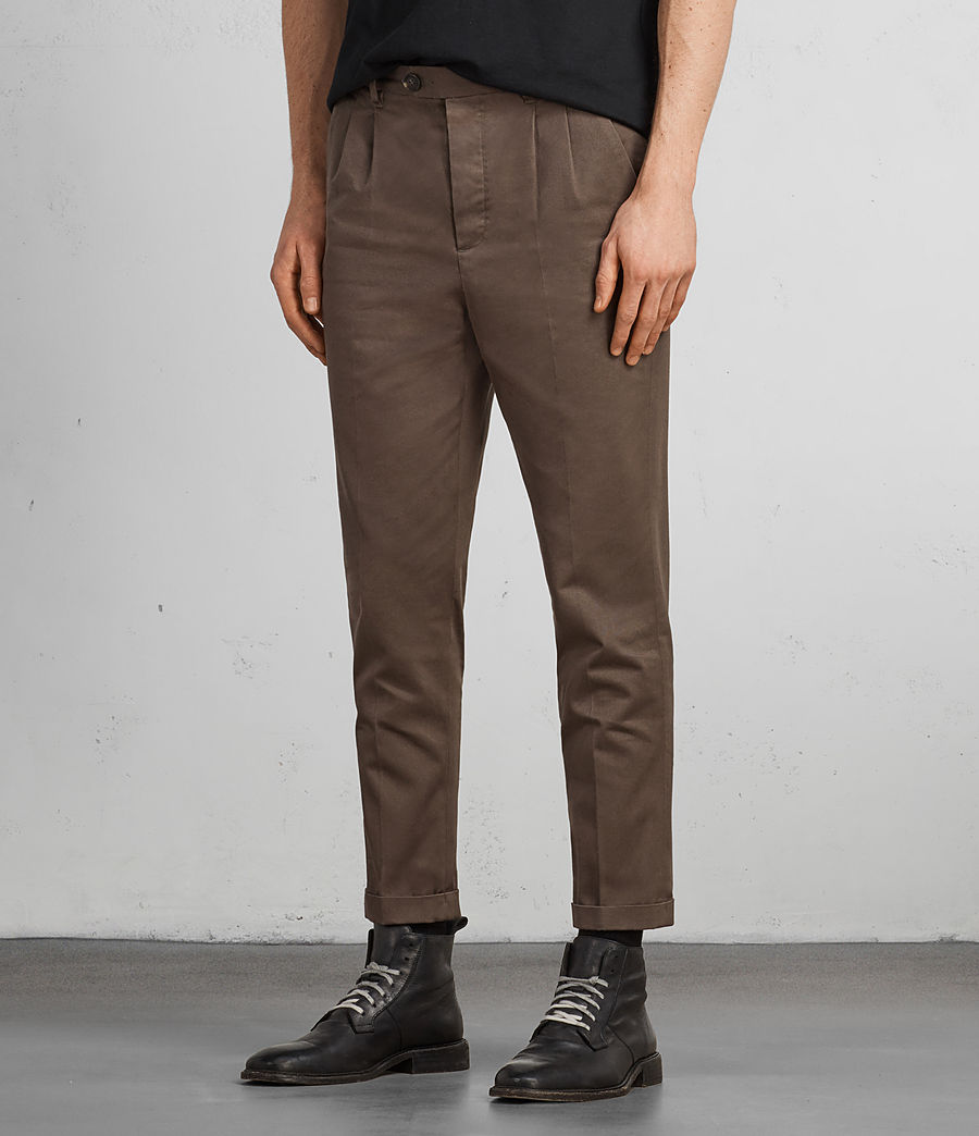 Men's Salco Chino (khaki_green) - Image 3