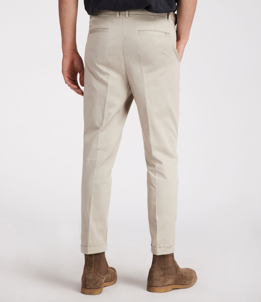 Men's Salco Chino (oat_grey) - Image 3