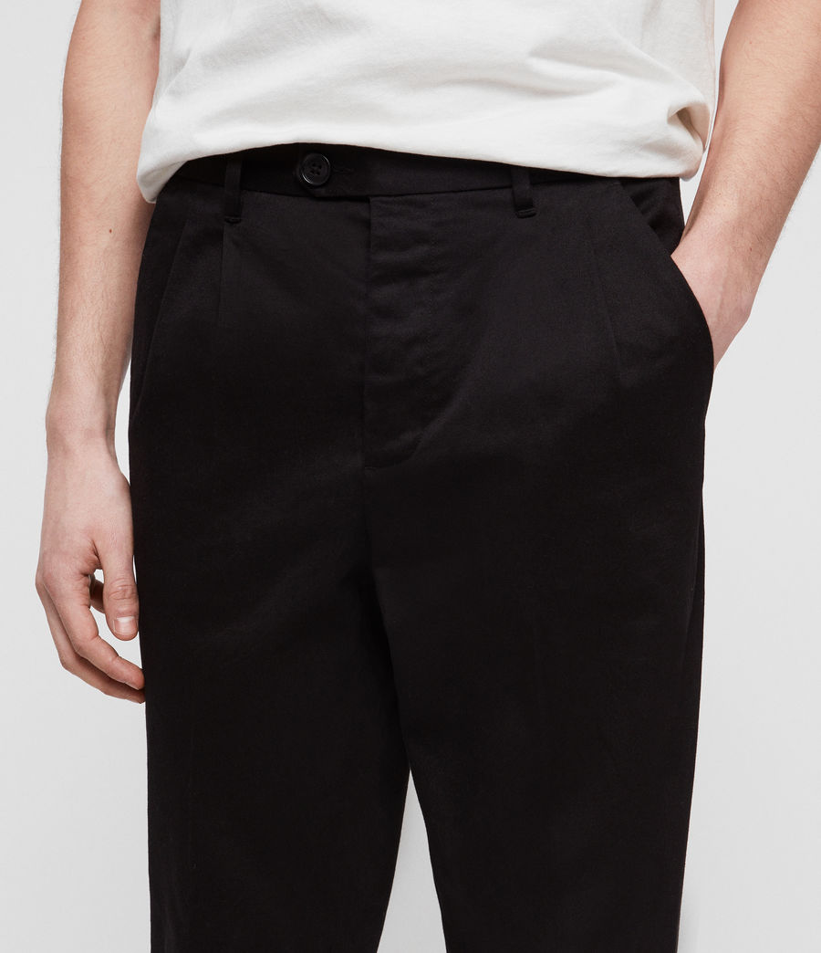 Mens Salco Chino (black) - Image 4