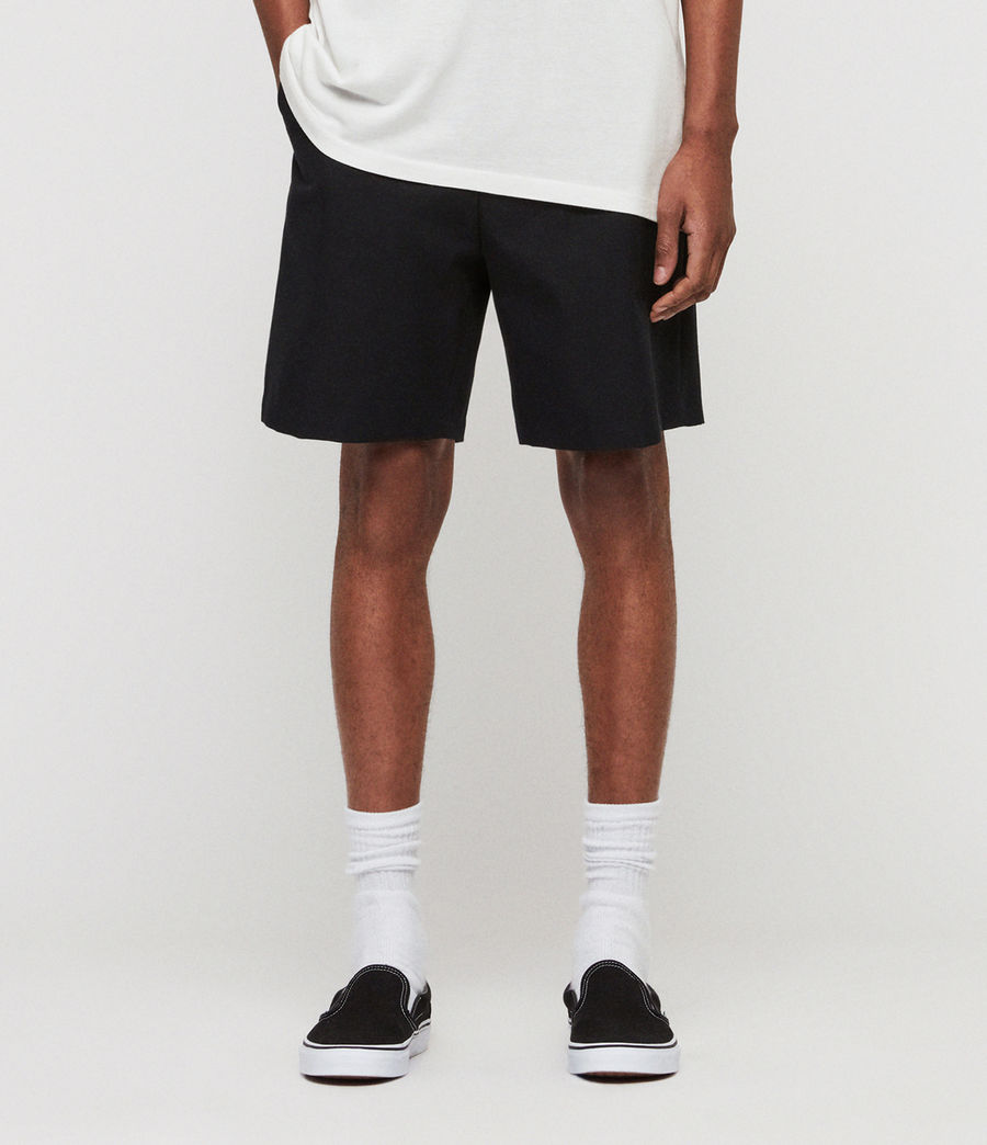 Men's Miro Shorts (black) - Image 1