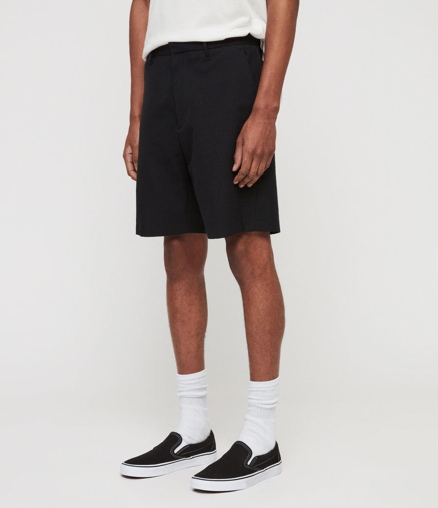 Men's Miro Shorts (black) - Image 2