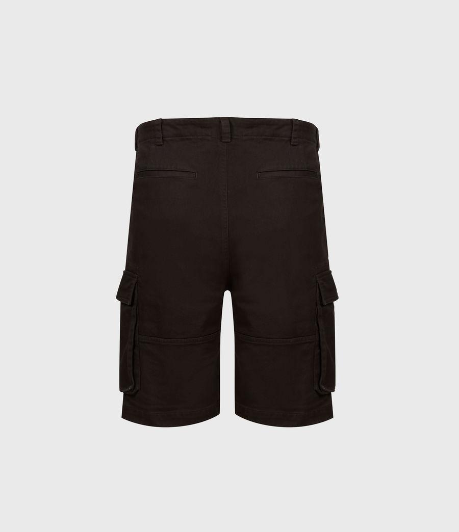 Hommes Short Velwell (washed_black) - Image 3