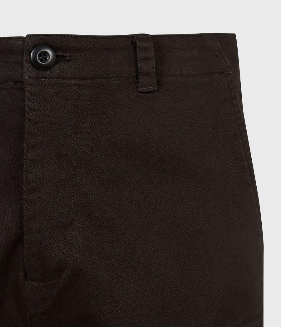 Hommes Short Velwell (washed_black) - Image 5