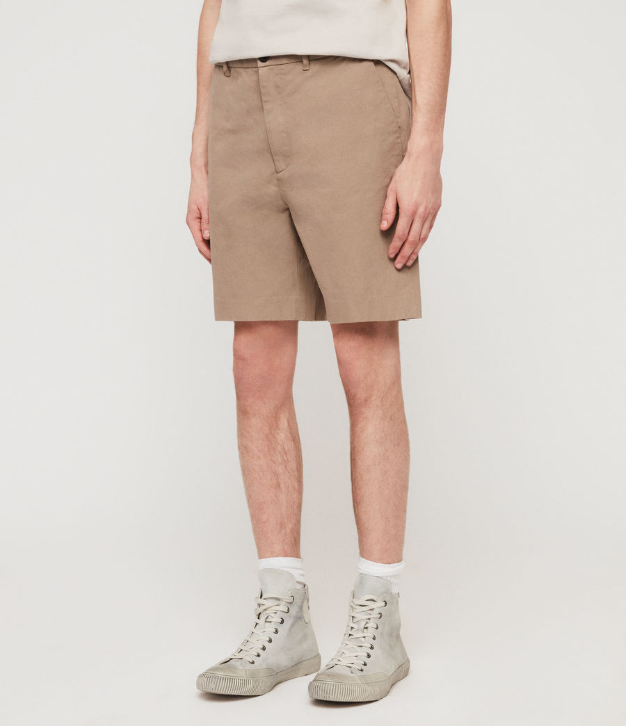 Men's Muro Shorts (sand) - Image 2