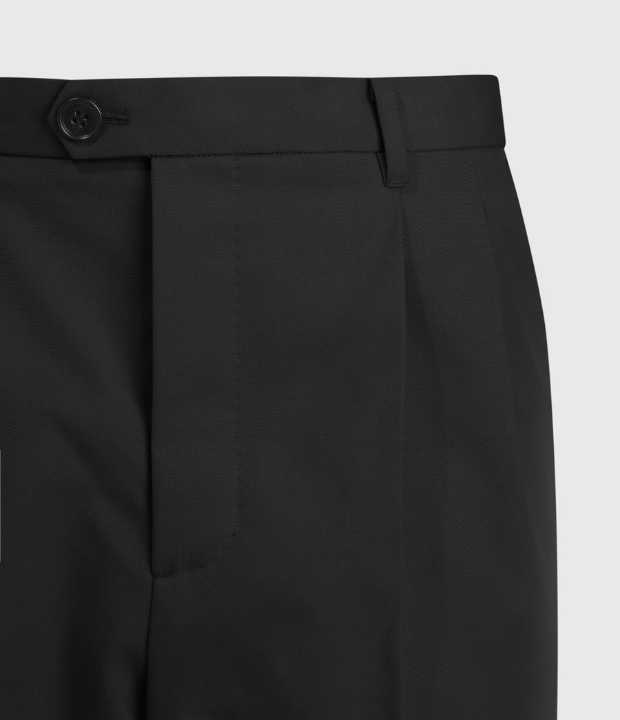 Men's Tallis Shorts (black) - Image 3