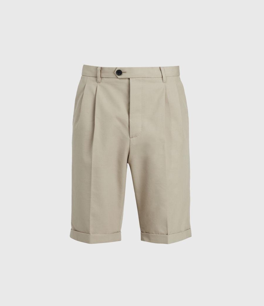 Men's Tallis Shorts (cord_taupe) - Image 1