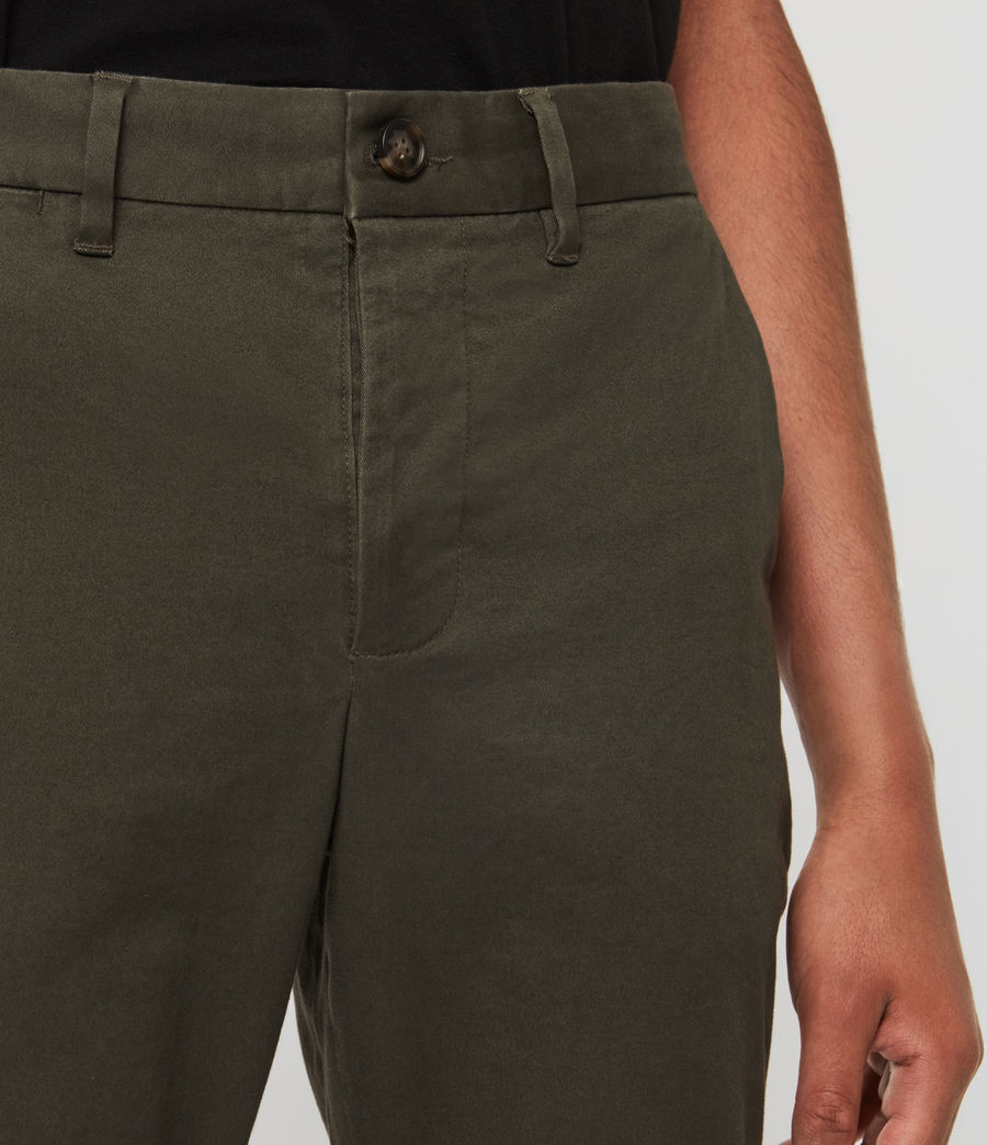 Men's Felix Slim Chinos (granite_blue) - Image 2