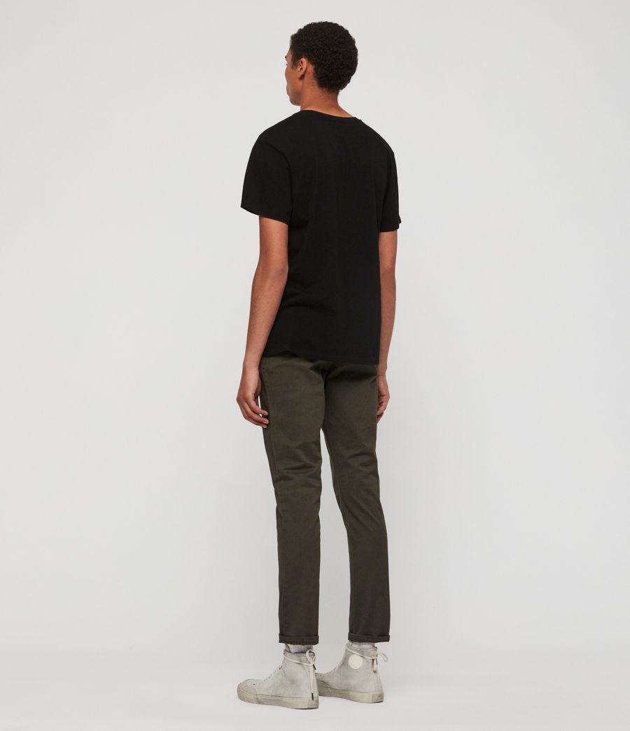 Men's Felix Slim Chinos (granite_blue) - Image 6