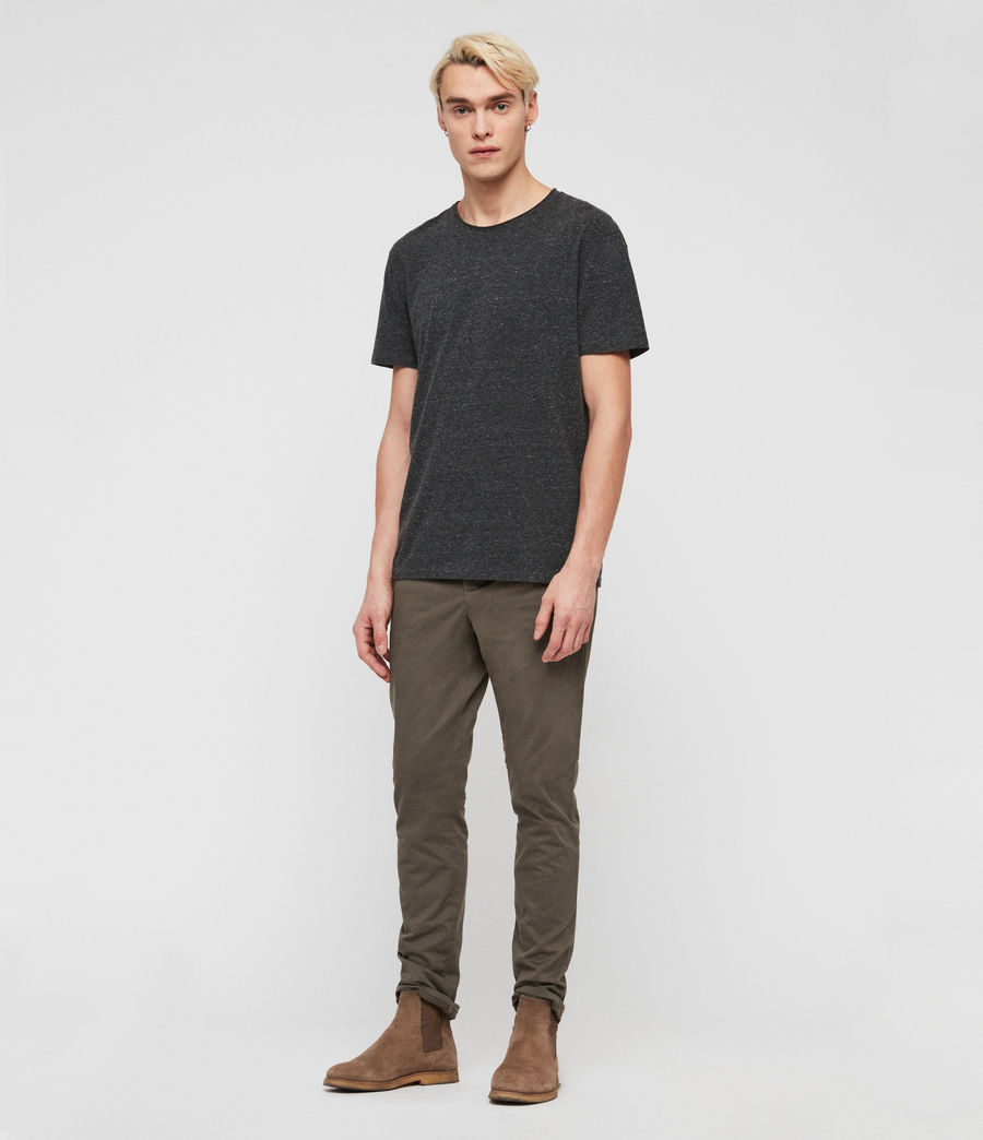 Men's Felix Chinos (dusty_khaki_green) - Image 3